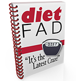 Diet Fad Book Dieting Craze Best-Seller