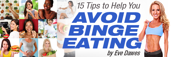 how to avoid binge eating at night