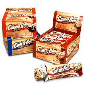 Labrada Nutrition High-Protein Cookie Roll