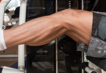 Lee Labrada's Calves Blast Workout
