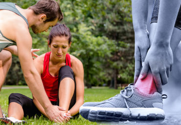 3 Common Foot & Ankle Injuries and What To Do About Them