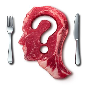 how to tell if red meat is bad
