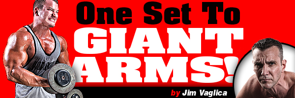 One Set To Giant Arms