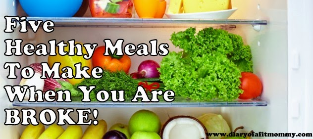5 healthy meals on a budget forumfinder Gallery