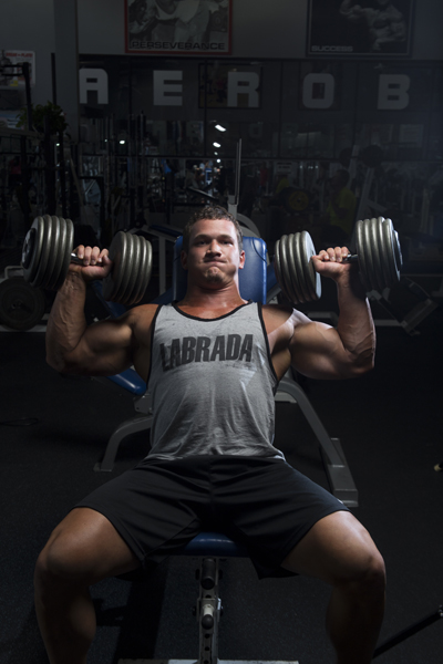 Hunter Labrada, read all about Hunter, his supplement, workout and diet plan, plus bio and videos