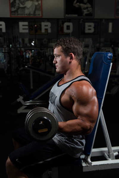 Hunter Labrada Read All About Hunter His Supplement