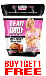 Jamie Eason Whey Concentrate Travel Size