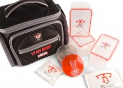 Lean Body Lunch Bag by Fitmark