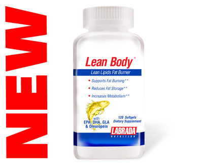 Lean Body Lipid Fat Burner