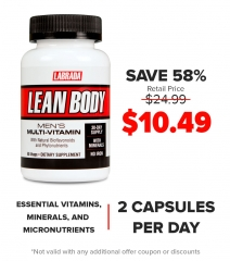 Lean Body Men's Multi-Vitamin